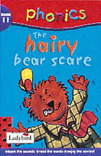Ladybird reading phonics: The hairy bear scare Very Good Book