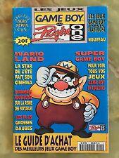 LES JEUX GAME BOY PAR PLAYER ONE 1 ÉTÉ 94 MAGAZINE JEUX VIDEO NINTENDO CONSOLE