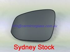 LEFT PASSENGER SIDE TOYOTA RAV4 2013 Onward HEATED MIRROR GLASS WITH BASE