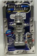 ROBBY THE ROBOT : ROBBIE THE MACHINE MAN AMPLIFIER SPEAKER IN SILVER  (MN)