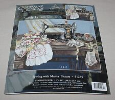 Sewing with Mama Candamar Designs Counted Cross Stitch Kit 51265 Clough New