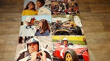 GRAND PRIX  montand tres rare  jeu photos geante cinema  cars f1 automobile 1966