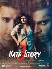HATE STORY 3 (2015) SHARMAN JOSHI, ZARINE KHAN - BOLLYWOOD HINDI DVD