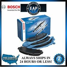 For Accord CRX Civic Civic Del Sol CX DX LX Bosch Blue Front Disc Brake Pads NEW
