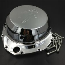 Motor Engine Clutch cover SUZUKIuk Hayabusa GSXR1300 1999-2012 CHROME right side