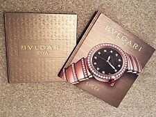 BVLGARI/ BULGARI diva jewellery and Rome Lvcea watches catalogue, booklet