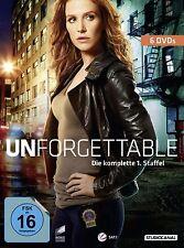 Poppy Montgomery - Unforgettable - Die komplette 1. Staffel [6 DVDs]