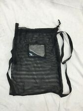 Eagle Industries Black SSE (Sensitive Site Exploitation) Evidence Mesh Bag