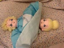 Topsy Turvy Doll Vintage Rag Doll Prinesses Side Great Condition Cinderella