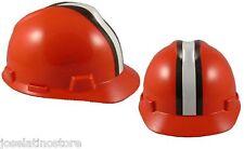 MSA V-Gard Cap Type Cleveland Browns NFL Hard Hat Pin Type Suspension FAST SHIP!
