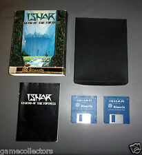*** ISHAR LEGEND OF THE FORTRESS POUR ATARI ST/STE COMPLET RARE VS EUR EN TBE **