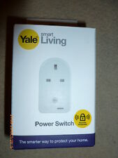 Yale Power Switch (SR-PS) for use with Smart Alarm Range