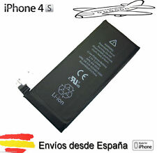 BATERIA INTERNA PARA IPHONE 4s 4 s CAPACIDAD ORIGINAL REEMPLAZO REPUESTO APPLE.