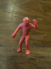 Vintage 1964 Palmer Creature from the Black Lagoon 3 Inch Plastic Figure Red
