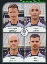 602 DUMOLIN KEHIHA SCOTTO CHEDLI FC.ISTRES STICKER FOOT 2009-2010 PANINI