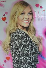 DAGI BEE - A1 Poster (XXL - 80 x 55 cm) - YouTube Star Clippings Fan Sammlung