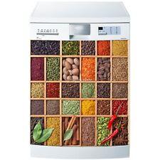 Magnet lave vaisselle Boite à épices 60x60cm réf 5505 5505