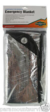 Emergency Polarshield Rip-Stop Blanket Thermal Reflective Max Warmth Lightweigt