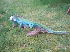 Decoración Del Jardín, Figura Decorativa Decoración de jardín Iguana Camaleón