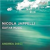 JAPPELLI: GUITAR MUSIC NEW & SEALED