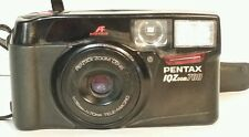 """""""Pentax IQ Zoom 700 Camera"""" Point And Shoot 35mm Camera Vintage"""