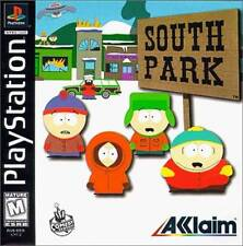 South Park - PS1 PS2 Playstation Game Complete