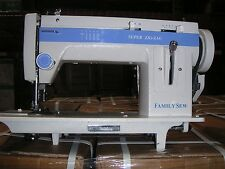 "Yamata  FS-388Z Zigzag 9x5"" LongArm Walking Foot Metal Portable Sewing Machine"