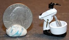 Dollhouse Miniature Metal Kitchen Mixer 1:12 one inch scale F53 Dollys Gallery