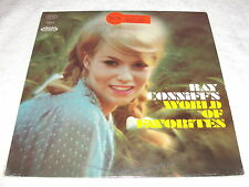 "Ray Conniff ""World of Favorites"" 1967 LP, SEALED!, Stereo, Columbia #DS-267"
