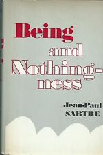 Jean-Paul Sartre Being and Nothingness translated by Hazel Barnes 1982