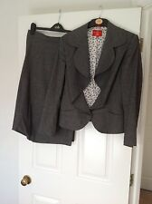 Vivienne Westwood Red Label Skirt Suit Size 14 (Italy 46)