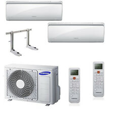 AIR CONDITIONING DUAL SPLIT SAMSUNG MALDIVES 9+12 BTU AJ040FCJ2 2016 CLASS A
