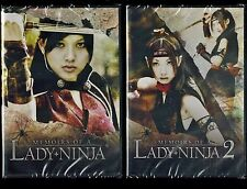 Memoirs of a Lady Ninja: 1 & 2 (Brand New DVDs)