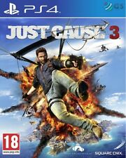 Just Cause 3 PS4 * NEW SEALED PAL *