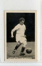 (Jc9221-100)  GEM,FOOTBALLERS-SPECIAL ACTION,BROWELL,MANCHESTER CITY,1922,#16