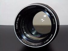 OKS1-150-1 2,8/100mm  lens-block LOMO lens for 35mm camera  Pentax KONVAS KINOR