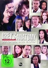 6 DVD Box Grey's (Greys) Anatomy - Staffel/Season 10 Neu/OVP
