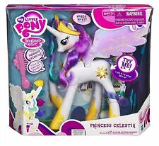 My Little Pony Exclusive Princess Celestia with Talking Light Up Wings!! BNIB