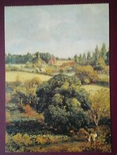 POSTCARD JOHN CONSTABLE - GOLDINGS CONSTABLE KITCHEN GARDEN