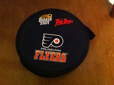 vintage CD holder Pep Boys Philadelphia Flyers  Quaker State Travel Car case