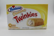 American Goodies presents 1 box of Hostess Banana Twinkies direct from the USA