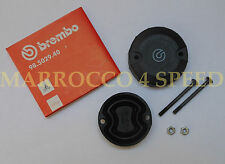 Ducati 1098 1198 848 851 888 748 916 996 998 Brembo brake pump reservoir cap set