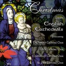 Christmas From English Cathedrals (CD, Sep-1999, Platinum Entertainment)