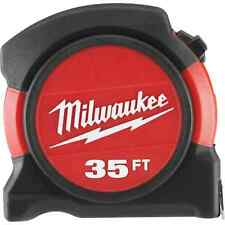NEW MILWAUKEE 48-22-5535 35 FOOT HEAVY DUTY CLIP TAPE MEASURE TOOL SALE