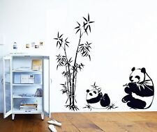 Giant panda Home Decor Removable Wall Sticker/Decal/Decoration