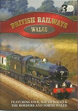 BRITISH RAILWAYS WALES - 3 DVD BOX SET - GWR, NORTH & SOUTH WALES & THE BORDERS