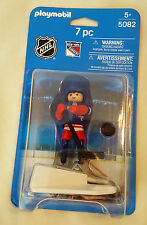 New NHL New York Rangers Hockey Player 7-piece Set (5082) ~ SHIPS FREE!