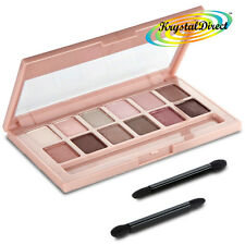 Maybelline New York The Blushed Nudes Eye Shadow Makeup Pallet