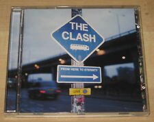The Clash - From Here To Eternity Live (CD 1999)