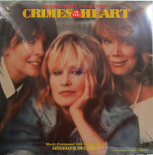Crimes of the Heart (Soundtrack) Georges Delerue (Jessica Lange,Sissy Spacek) ss